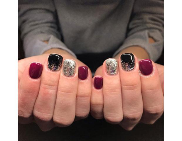 Idea nail art feriva