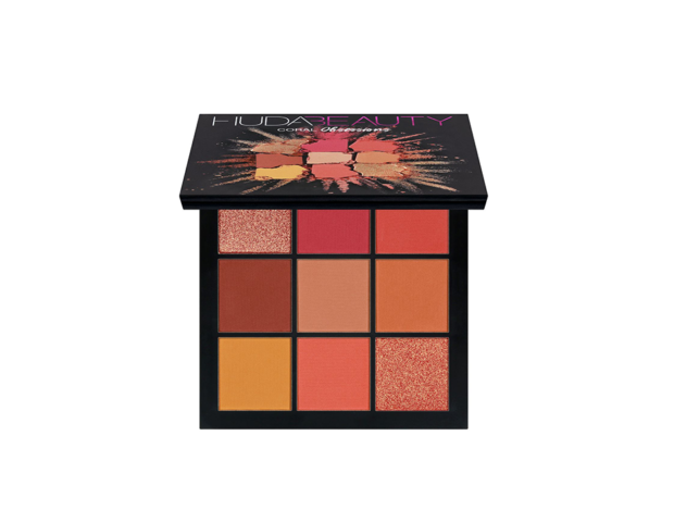 Obsessions Eyeshadow Palette Coral