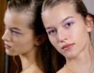 Trucco occhi lilla