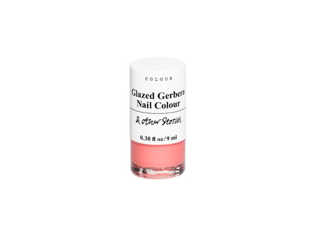 Nail Colour Glazed Gerbera