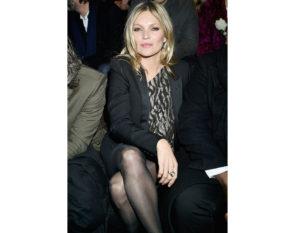 Kate Moss, mitica super top, compie 45 anni. Auguri!