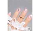 Le costellazioni sulle unghie. (Photo credit: instagram @thehangedit)