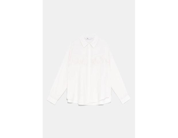 Camicia frange