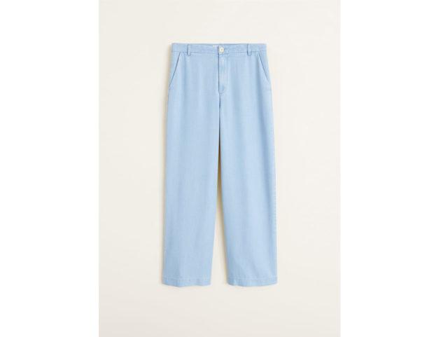 Pantaloni palazzo soft