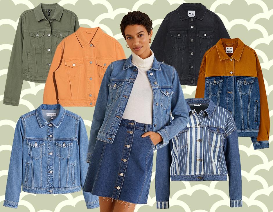 newest 159cd b36bb Giacca di jeans: i modelli più cool della primavera 2019