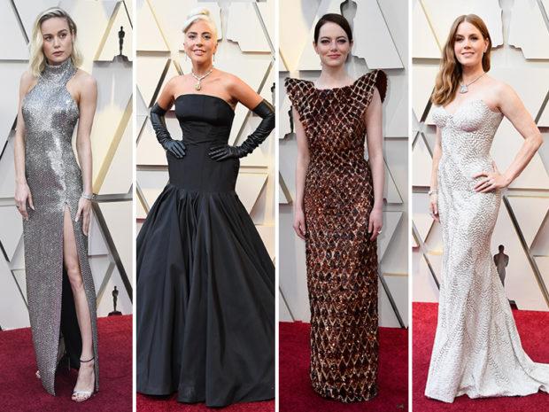 finest selection 49071 12c93 Oscar 2019: gli abiti e i look delle star sul red carpet
