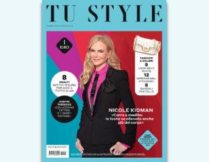 Nicole Kidman copertina Tu Style