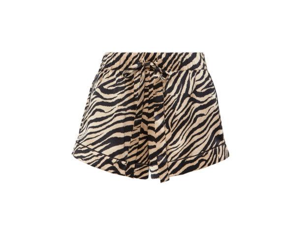 Shorts zebrati