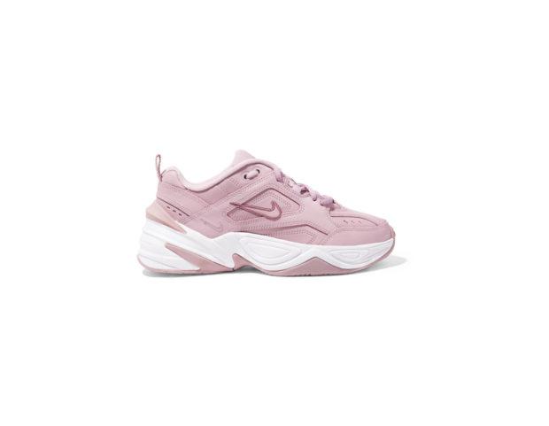 Sneakers in tecno-pelle