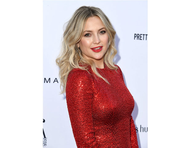 Le beach waves di Kate Hudson. Photo credit: Getty Images