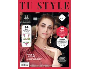 Tu Style è in edicola con Miriam Leone
