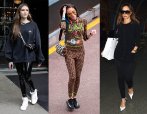 Trend alert: i leggings diventano posh