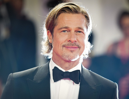 "Brad Pitt sul red carpet del film ""Ad Astra"""