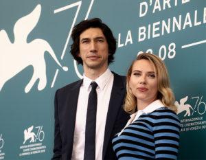 Scarlett Johansson a Venezia: «Questo film parla anche di me»