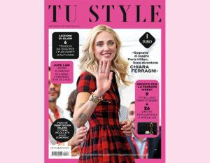 Tu Style è in edicola con Chiara Ferragni