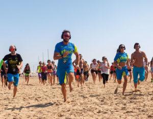 A Bibione vince il fitness, rigorosamente in spiaggia