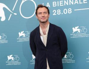 Jude Law: «Nudo sul set? Il coraggio ce l'ho»