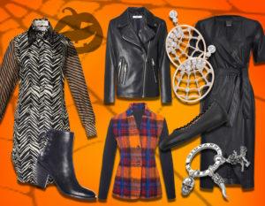 Halloween 2019: abiti e accessori per un look da paura