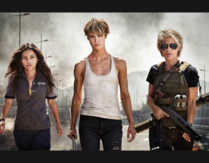 """Linda Hamilton: «Che forti noi donne del nuovo """"Terminator""""»"""