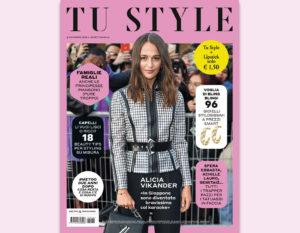 Tu Style è in edicola con Alicia Vikander