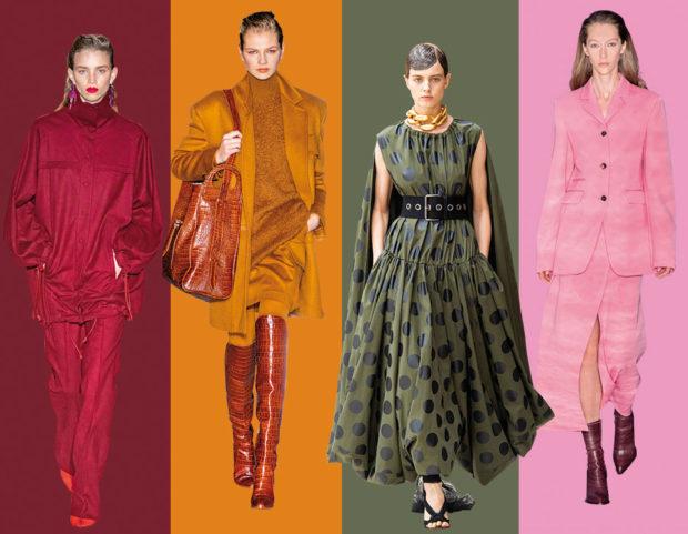 Moda inverno 2020, colori, abbinamenti, trend da seguire