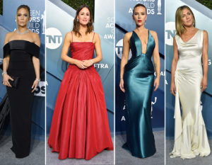 SAG Awards 2020: i look delle star sul red carpet
