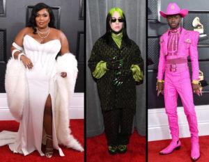 Grammy Awards 2020: i look delle star sul red carpet