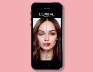 make up virtuale