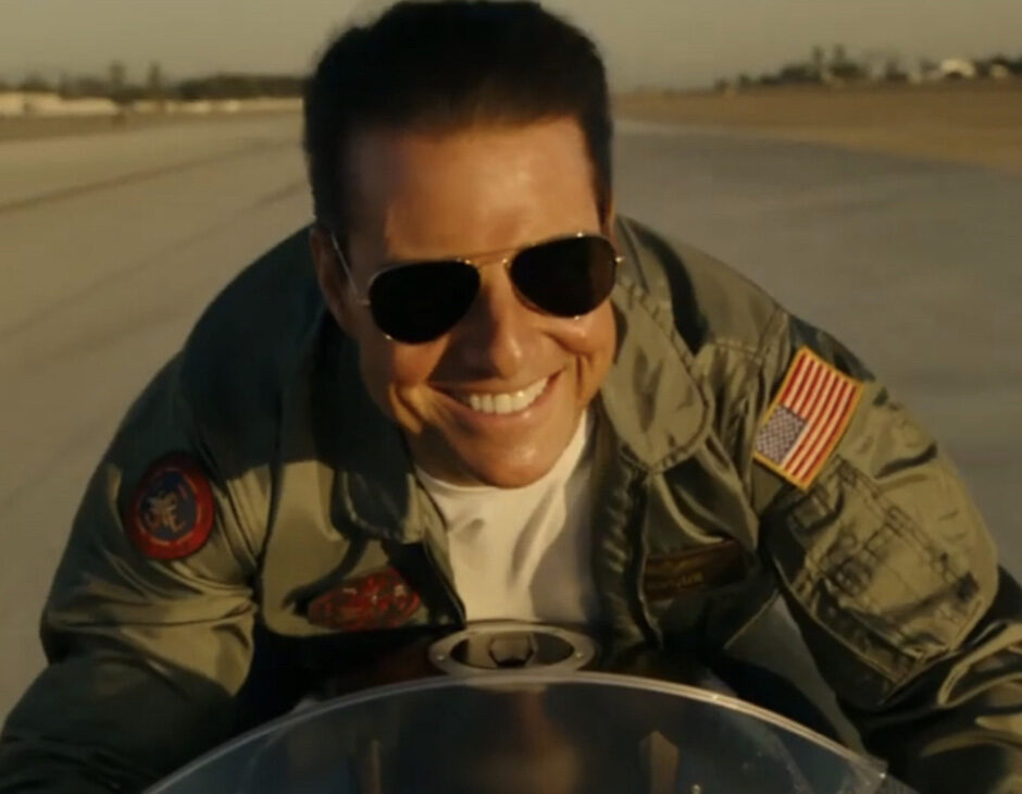 Tom Cruise film Top Gun Maverick