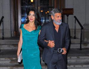 Clooney e Amal stanno per divorziare?