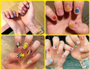 nail art estate 2020 Chiara Ferragni Fedez Dua Lipa