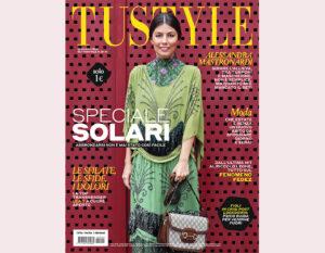 Tustyle è in edicola con Alessandra Mastronardi