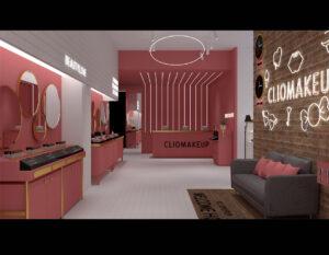ClioMakeUp termporary store a Firenze