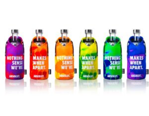 MSGM firma la limited edition Absolut Better Together