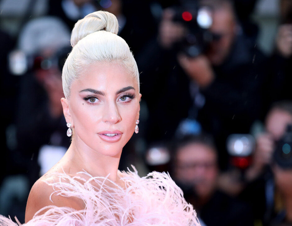 Lady Gaga testimonial per Valentino