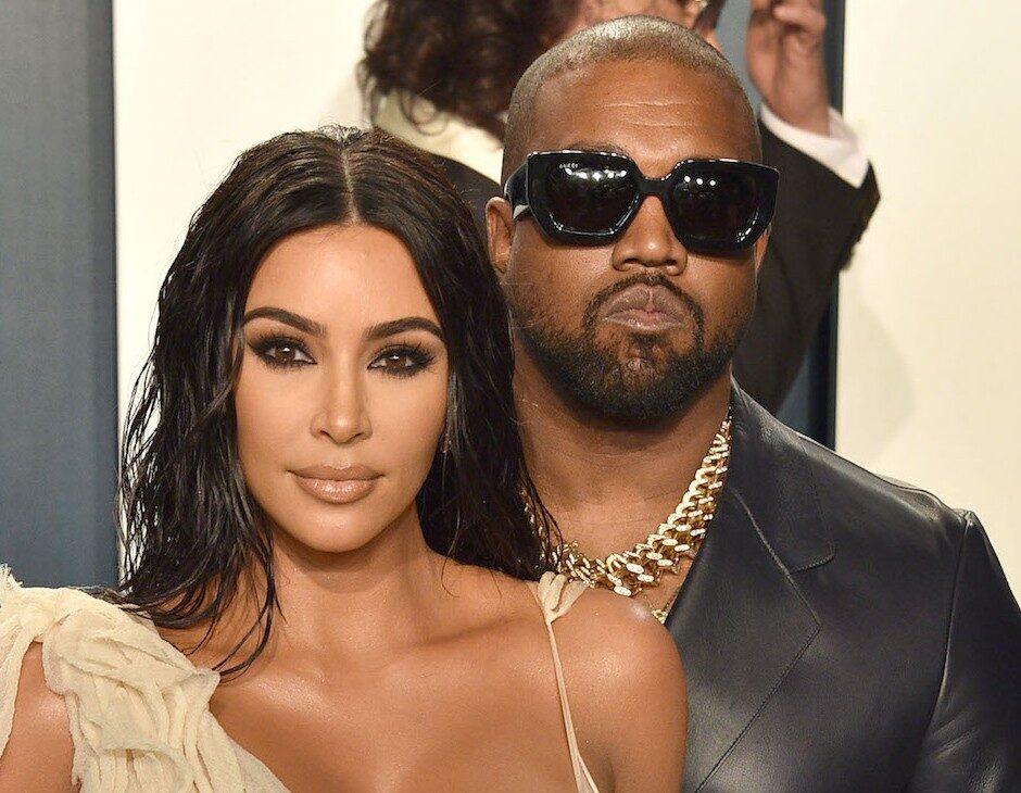 Kanye West vuole il divorzio da Kim Kardashian
