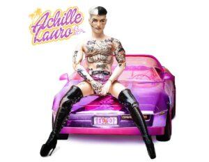 Achille Lauro, 1990 è il suo nuovo album