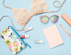 Beauty case vacanze
