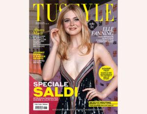 Tustyle è in edicola con Elle Fanning in copertina