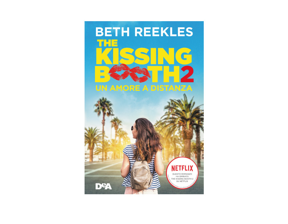 libri estate 2020 The kissing booth 2