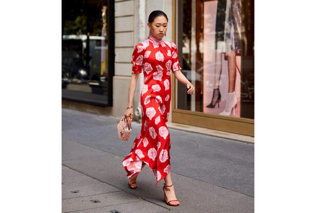 vestiti estivi street style Jaime Xie Mini Lady Dior