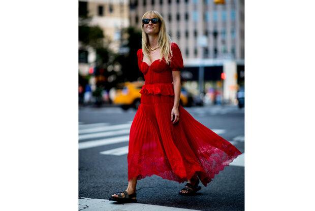 vestiti estivi street style Jeanette Madsen