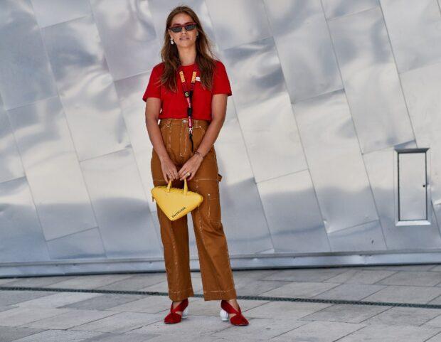 maglia rossa