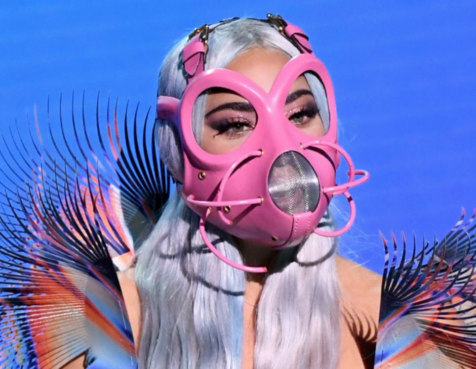 VMA 2020 beauty look Lady Gaga