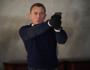 Film di 007 No time to die
