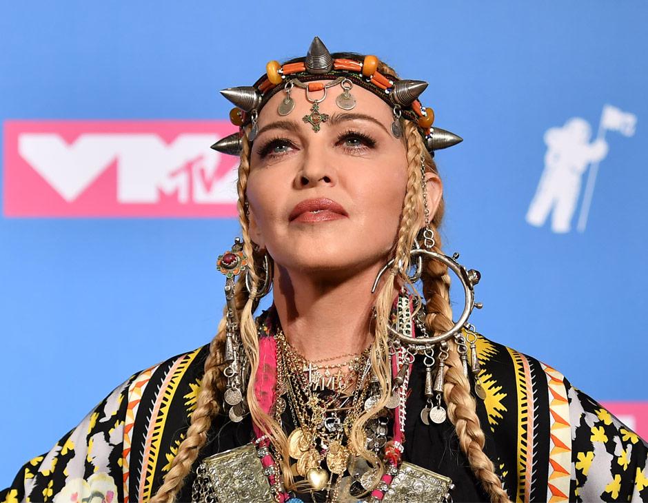 Madonna a David Guetta