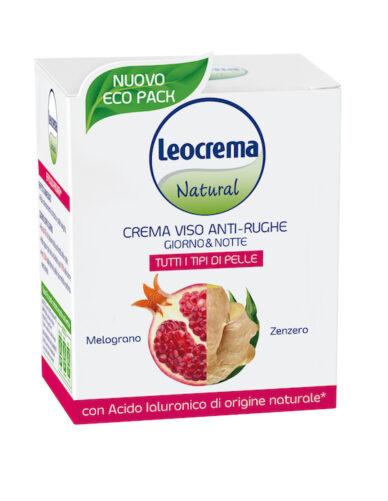Leocrema_Natural_Crema-Viso-Antirughe-GiornoNotte
