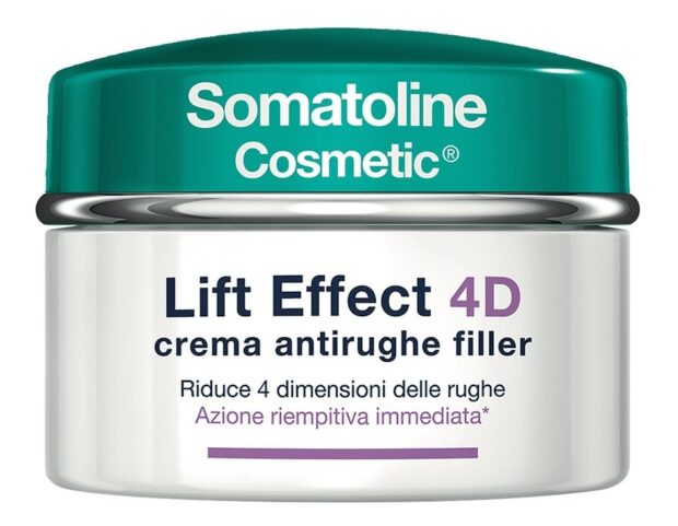 Somatoline Cosmetic_Lift Effect 4D Crema Antirughe Filler