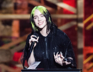 Bodyshaming contro Billie Eilish