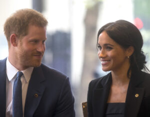 Natale di Harry e Meghan